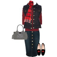 Untitled #86 by aaronjillthomas on Polyvore featuring A|Wear, Jean-Paul Gaultier, Del Toro, Kate Spade and Barbour