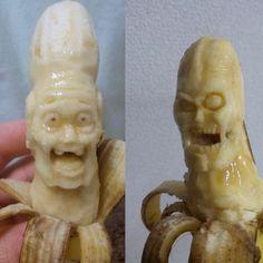 Banana Sculptures | Ripley's Believe It or Not!