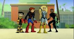 next avengers: heros of tomorrow Next Avengers, Superhero Kids, Httyd 3, Marvel Dc Comics, Guardians Of The Galaxy, Comic Books, Family Guy, Awesome, Fun