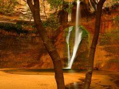 Calf Creek Fall State Park, Escalante, Utah