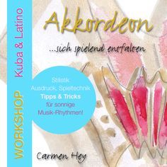 Akkordeon Stilistik Workshops in Berlin mit Carmen Hey.