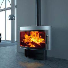Future Fires Panoramic FX1 Wood Burning Stove