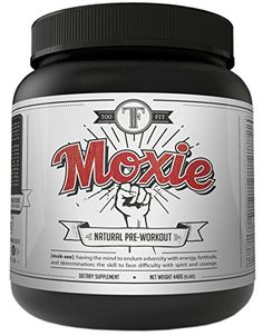 Too Fit Moxie Natural Preworkout Supplements with Creatine Beta Alanine BCAAs Pre Workout Powder for Men and Women Best for Building Muscle Inscreased Strength Energy Stimulant Free Paleo Vegan ** Check out the image by visiting the affiliate link Amazon.com on image.