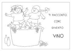 La maestra Linda : Autunno: la vendemmia Harvest Crafts, Fall Harvest, Mandala, Dads, Snoopy, Comics, Character, Studio, Blog