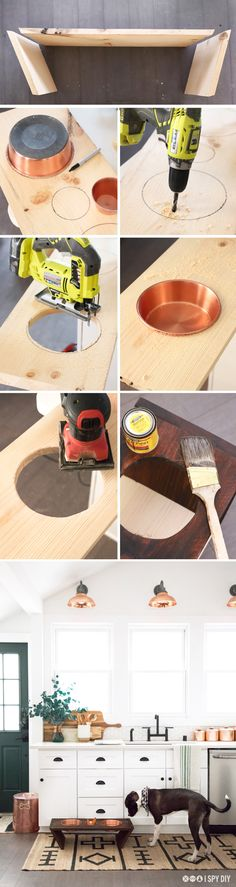 » DOG DIY | Wood Dog