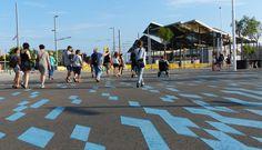 """#Experiencia FunTrip4All """"Lugares de Frontera en Barcelona""""  Anfitriones: Alfons y Carme.  *Fotografía realizada por Miquel, viajero #FunTrip4All. //+ info: info@funtrip4all.com http://www.funtrip4all.com/ https://www.facebook.com/funtrip4all @funtrip4all"""