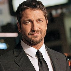 Gerard Butler - Scottish actor