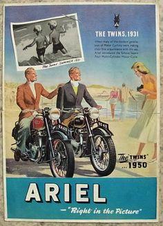 Ariel, The Twins 1931