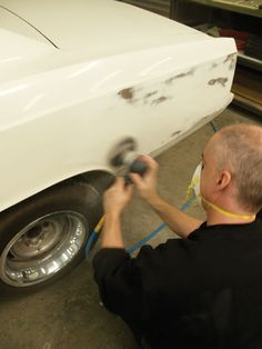How to paint your car yourself auto body repair 1 of 2 youtube how to paint your car yourself auto body repair 1 of 2 youtube auto build it pinterest auto body repair bodies and cars solutioingenieria Gallery