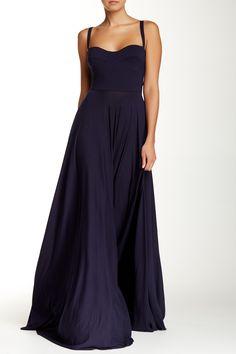 Nadia Tarr | Bustier Gown | HauteLook