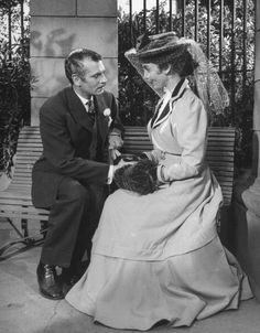 "mis actrices preferidas — Laurence Olivier-Jennifer Jones ""Carrie"" 1952, de..."