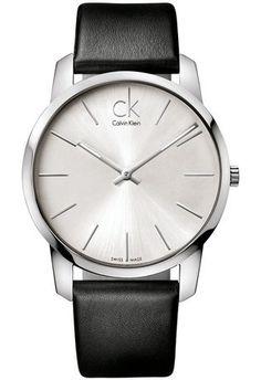 Montre CK City K2G211C6 - Calvin Klein - Vue 0
