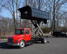 1999 #Freightliner FL60 dump #truck from Opdyke Inc in Hatfield, PA $29,500