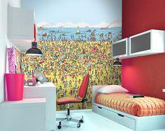Where's Waldo Wallpaper!