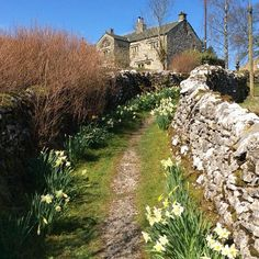 Hill Top Cottage, Malham, North Yorkshire, England
