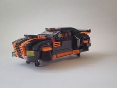 MagLev Fastback Muscle Car   by [Clever Lego Reference]