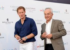 Prince Harry attends Sentebale Polo Cup - Photo 1 | Celebrity news in hellomagazine.com
