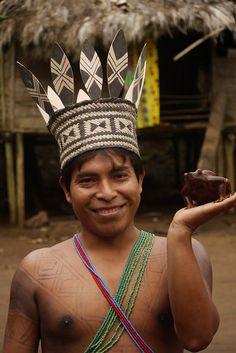 Embera Indians Panama, South America