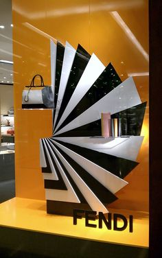 FENDI Window Display, Bangkok | Window Display @ Bangkok, Thailand
