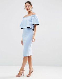 Vestidos curtos em azul, as propostas para 2017 Image: 3