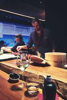 Kuma Bilbao | Alta cocina japonesa www.bilbaomola.com