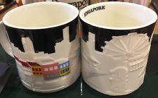 Starbucks City Relief Cup; Singapore