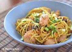 Yakitori Chicken with Noodles | Slimming Eats - Slimming World Recipes