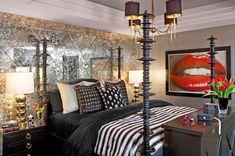 Otra de las habitaciones - Así es la casa de Kris Jenner en Los Angeles