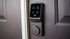 PIN Genie Smart Lock project on Kickstarter. Easy D. installation smart door lock reshuffles your PIN after each use. Iris Recognition, Door Locks, Apple Watch, Smart Watch, Printer, Easy Diy, Gadgets, Technology, Projects