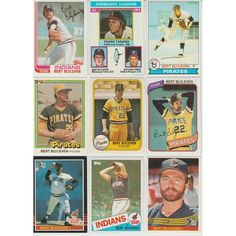 Huge lot 40 + BERT BLYLEVEN Baseball cards lot 1976 - 2013 HOF Twins Angels Listing in the 1970-1979,Lots,MLB,Baseball,Sports Cards,Sport Memorabilia & Cards Category on eBid United States | 147672945