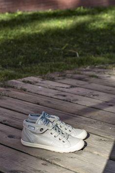 Trop mignonnes ces baskets montantes fille à porter tout l'été ! #shoes #kids #spring