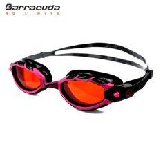 Barracuda Swim Goggle TRITON - Wire Frame Technology for Adults Men Women #33925