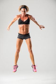 Jump Squat // Best Workouts for Mermaid Dresses