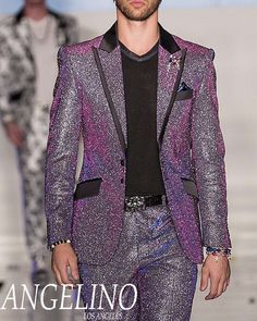 Fashion Suit - Lucio silver and purple. Mens Fashion Suit - Lucio silver and purple. - Prom - Wedding - Tuxedo,Mens Fashion Suit - Lucio silver and purple. - Prom - Wedding - Tuxedo, Theory So. Best Mens Fashion, Mens Fashion Suits, Blazer Fashion, Mens Suits, Men's Fashion, Cheap Fashion, Fashion Boots, Purple Suits, Gentleman Style