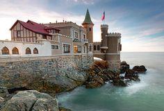 Viña del mar, el balneario más famosos de Chile.