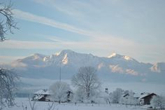 Bad Tolz, Germany in Winter; I lived there for 3 yrs, 2nd-4th grades.
