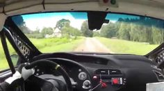 300 Lakes Rally 2013 moments Repšys/Tenys Honda Civic Type-R