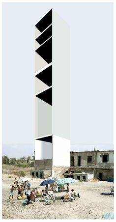 Beniamino Servino | Towers: A sentimental selection of possible towers | Caserta, Italy | http://ec2.it/beniaminoservino