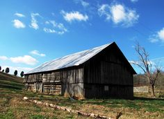 Langston Clark Barn in Blount County, Tennessee.