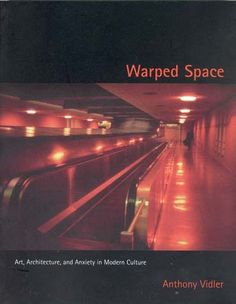 Warped Space Art, Architecture, and Anxiety in Modern Culture By Anthony Vidler and Anthony Vidler Overview Beginning with agoraphobia and claustrophobia in the late nineteenth century, followed by shell shock and panic fear after World War I, phobias and anxiety came to be seen as the mental condition of modern life. They became incorporated into the media and arts, in particular the spatial arts of architecture, urbanism, and film.