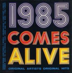 Australian Compilation LPs - 1985