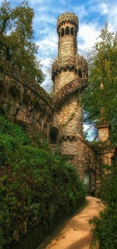The Palace Of Mystery: Quinta Da Regaleira, Portugal | by Taylor Moore~.