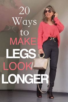Make your legs look longer with 20 styling tips. You'll want to look for specific features in your clothing and style your outfits in these particular ways. Classic Outfits, Simple Outfits, Cool Outfits, Fashion Outfits, Fashion Styles, Summer Outfits, Women's Fashion, Dress Stores Near Me, Prom Dress Stores