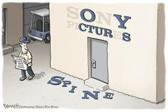 spineless sony