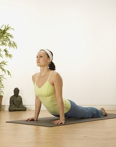 Yoga Postures For Beginners-LOVE this website also has meditation for beginners-great info