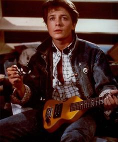 Michael J Fox Young, Michael J. Fox, Iconic Movies, Old Movies, Bubbline, I Love Cinema, Bttf, Movie Shots, Marty Mcfly