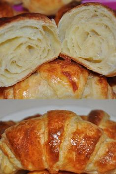 Cornuri branzoase de cris2015 Pastry And Bakery, Bread And Pastries, Churros, Cake Recipes, Dessert Recipes, Desserts, Romanian Food, Just Bake, Appetisers
