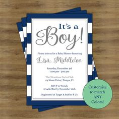 Maddies baby shower invitations made with my cricut explore using its a boy baby shower invitations for boys simple baby shower invitation printable navy baby shower invites boy blue baby shower filmwisefo Gallery