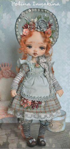 Art Doll by Polina Inyakina