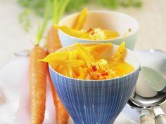 Möhren-Kokos-Gemüse nach thailändischer Art ist ein Rezept mit frischen Zutaten aus der Kategorie Wurzelgemüse. Probieren Sie dieses und weitere Rezepte von EAT SMARTER!